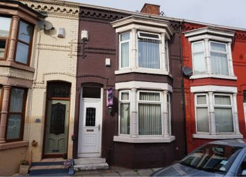 Thumbnail 2 bedroom terraced house for sale in Bowden Street, Liverpool