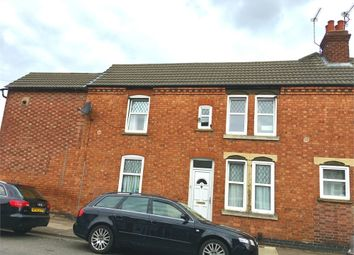 Thumbnail 2 bed terraced house to rent in Cornwall Road, Kettering, Northamptonshire