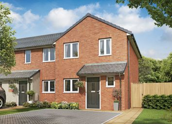 """Thumbnail 2 bedroom end terrace house for sale in """"The Ormonde II"""" at High Street, Riddings, Alfreton"""