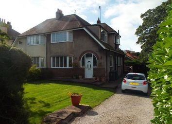 Thumbnail 4 bed semi-detached house for sale in Yerburgh Avenue, Colwyn Bay, Conwy