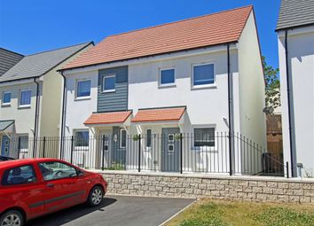 Thumbnail 2 bed semi-detached house for sale in Ballad Gardens, Manadon, Plymouth