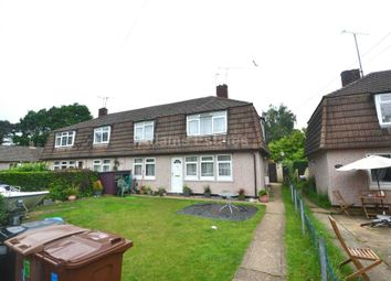 Thumbnail 2 bed flat to rent in Martin Close, Woodley, Reading