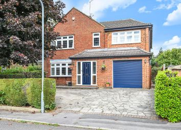 Thumbnail 4 bed detached house for sale in Amersham, Buckinghamshire