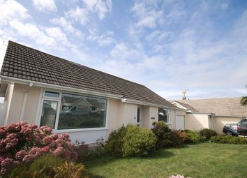 Thumbnail 2 bed bungalow to rent in Veor Road, Newquay