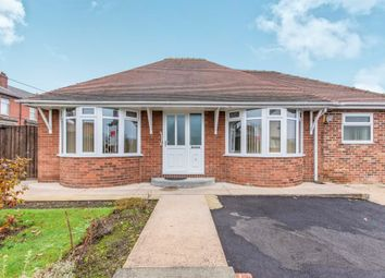 Thumbnail 3 bed detached bungalow for sale in Conway Road, Alverthorpe, Wakefield