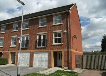 Thumbnail 4 bed terraced house to rent in Glebe Court, Rothwell, Leeds