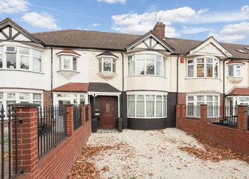 Thumbnail 3 bed terraced house for sale in Aldersbrook Road, Wanstead, London