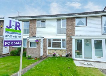 Thumbnail 3 bed end terrace house to rent in Roebuck Green, Burnham, Slough