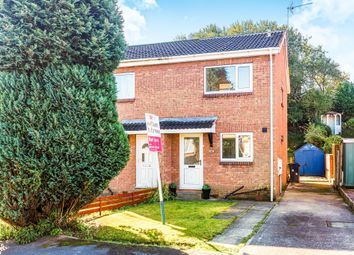 Thumbnail 2 bed semi-detached house for sale in Yarwell Drive, Maltby, Rotherham