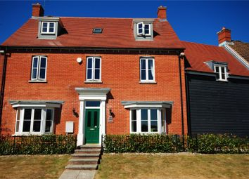 Thumbnail 6 bed detached house for sale in West Hanningfield Road, Great Baddow, Chelmsford, Essex