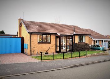 Thumbnail 2 bed detached bungalow for sale in Sycamore Grove, Groby, Leicester