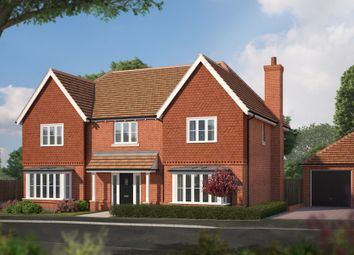 "Thumbnail 5 bed detached house for sale in ""The Ruislip"" at Park Road, Hagley, Stourbridge"