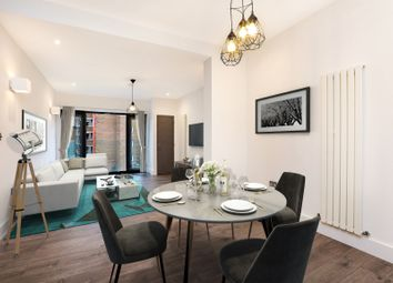 Thumbnail 1 bed flat to rent in Karam Court, Commercial Road, Whitechapel, London