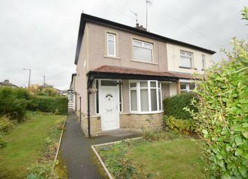 Thumbnail 3 bed semi-detached house to rent in Low Ash Road, Wrose, Shipley