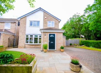 3 bed detached house for sale in Wraysbury Court, Newcastle Upon Tyne NE3