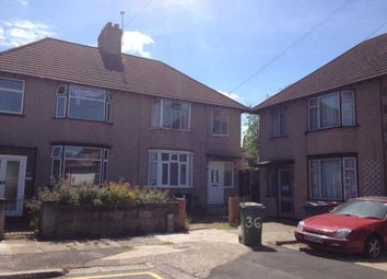 Thumbnail 1 bed maisonette to rent in St Margarets Avenue, South Harrow