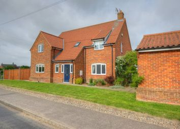 Thumbnail 4 bed detached house for sale in Claxtons Gardens, Fleggburgh