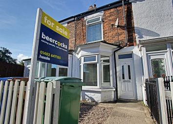 Thumbnail 2 bedroom terraced house for sale in Florence Avenue, Hessle