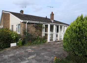 Thumbnail Semi-detached bungalow for sale in Pauls Crescent, Elmstead Market, Colchester