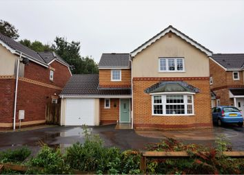 Thumbnail 4 bed detached house for sale in Clos Bryn Haul, Llanelli