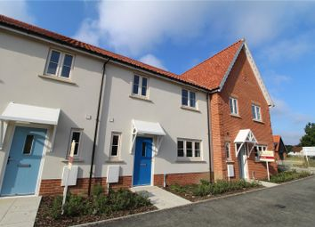 Thumbnail 3 bed terraced house for sale in Cheyney Green, The Street, Darsham, Saxmundham
