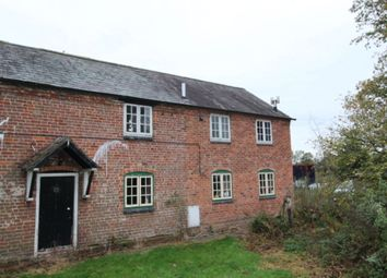 Thumbnail 1 bed property to rent in Nook Lane, Bronington, Whitchurch