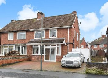 Thumbnail 2 bed semi-detached house for sale in Blackmarston Road, Hereford