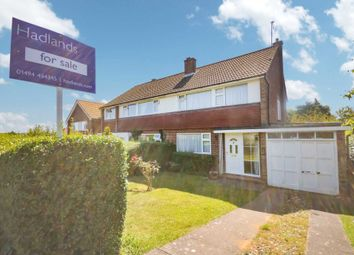 Thumbnail 3 bed semi-detached house for sale in Aylward Gardens, Chesham