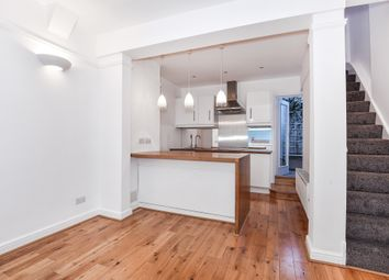 Thumbnail 2 bed terraced house for sale in New Church Road, London