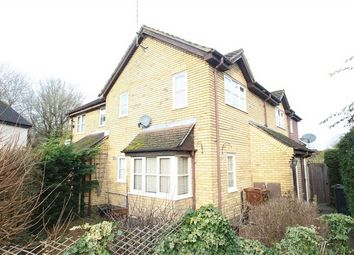 Thumbnail 1 bed semi-detached house for sale in Devoil Close, Guildford, Surrey