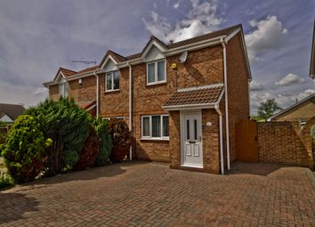 Thumbnail 2 bed semi-detached house for sale in Thatch Lane, Ingleby Barwick, Stockton-On-Tees