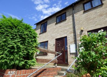 Thumbnail 3 bedroom terraced house to rent in Newton Croft, Sudbury