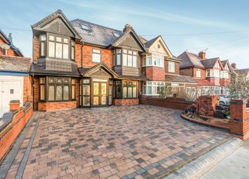 Thumbnail 6 bed semi-detached house for sale in Eastbourne Avenue, Hodge Hill, Birmingham