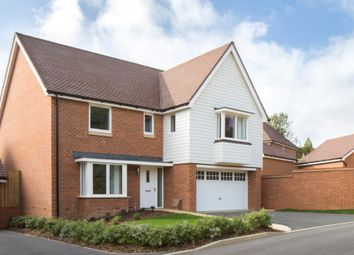 "Thumbnail 4 bed detached house for sale in ""Shelbourne"" at Langmore Lane, Lindfield, Haywards Heath"