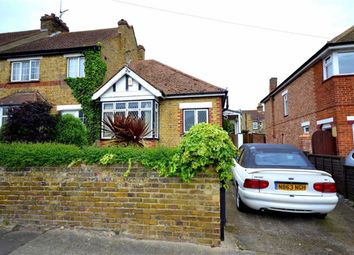 Thumbnail 1 bedroom semi-detached bungalow for sale in Charles Road, Ramsgate, Kent