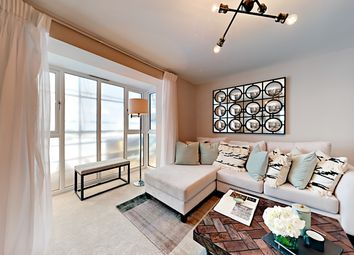 Thumbnail 3 bed flat for sale in Station Road, Hook