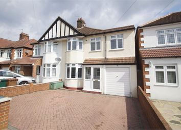 Thumbnail 4 bed semi-detached house for sale in Brooklands Avenue, Sidcup, Kent