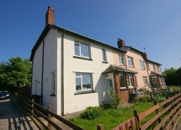 Thumbnail 3 bed end terrace house for sale in Doniford, Watchet