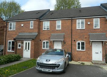 Thumbnail 2 bedroom terraced house for sale in Pitchwood Close, Darlaston, Wednesbury