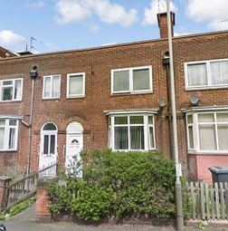 Thumbnail 3 bed terraced house for sale in George Street, Leicester