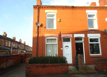 Thumbnail 2 bed end terrace house to rent in Llanfair Road, Edgeley, Stockport