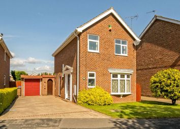 Thumbnail 3 bed detached house for sale in Hook Road, Goole