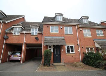 Thumbnail 4 bedroom terraced house to rent in Wainwright Avenue, Hamilton, Leicester