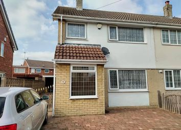 Thumbnail Semi-detached house for sale in Sunningdale Road, Hatfield Woodhouse, Doncaster