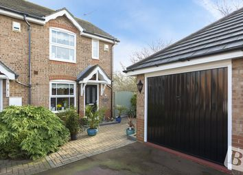 Thumbnail 2 bedroom semi-detached house for sale in Long Grove, Harold Wood, Essex