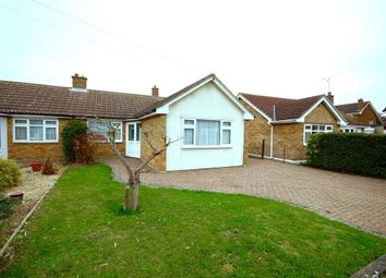 Thumbnail 3 bed bungalow for sale in Sidmouth Road, Old Springfield, Chelmsford