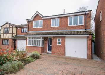 4 bed detached house for sale in Broadlands Way, Oswestry, Shropshire SY11