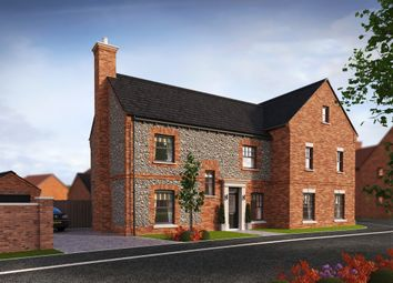Thumbnail 3 bed semi-detached house for sale in Mundesley Beck, Mundesley, Norwich