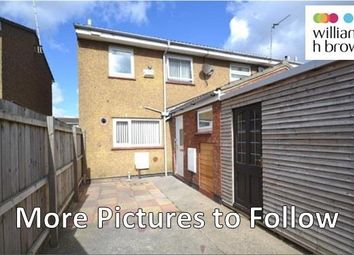 Thumbnail 3 bedroom end terrace house to rent in Redbourne Street, Hull