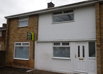 Thumbnail 2 bed end terrace house for sale in Kemble Green East, Newton Aycliffe